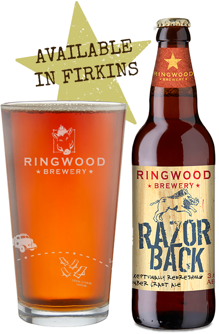 Razor Back - Ringwood Brewery